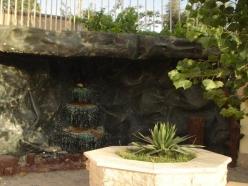 آب نمای سنگی