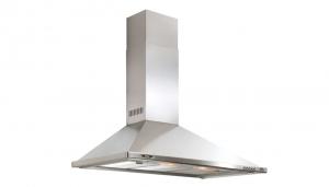 هود آشپزخانه  شومینه 90  چهارگوش جنس استیل